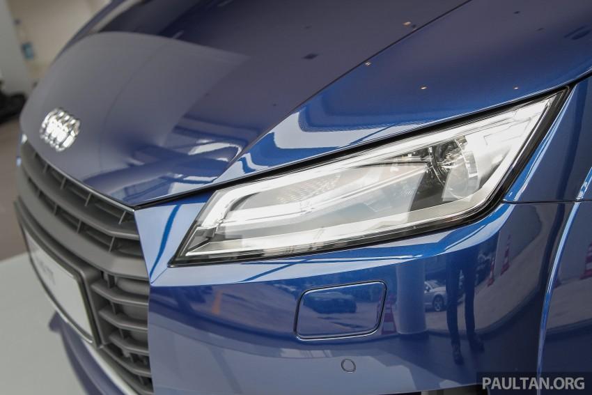 GALLERY: 2016 Audi TT 2.0 TFSI – a closer look Image #337324