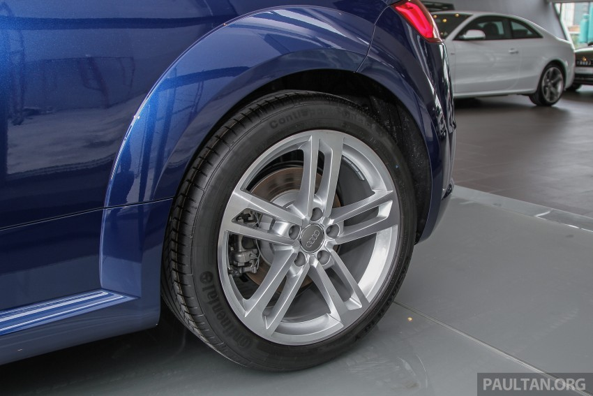 GALLERY: 2016 Audi TT 2.0 TFSI – a closer look Image #337329