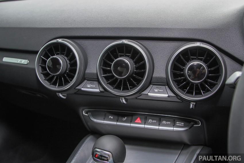 GALLERY: 2016 Audi TT 2.0 TFSI – a closer look Image #337347