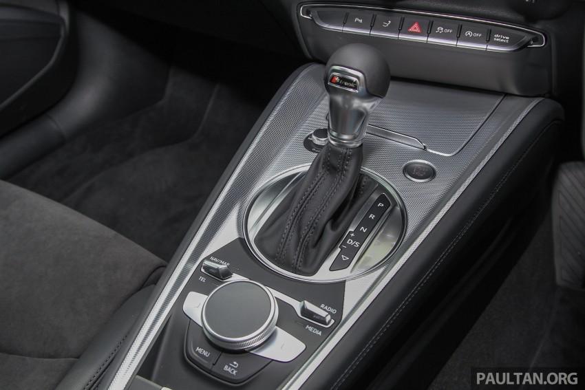 GALLERY: 2016 Audi TT 2.0 TFSI – a closer look Image #337350