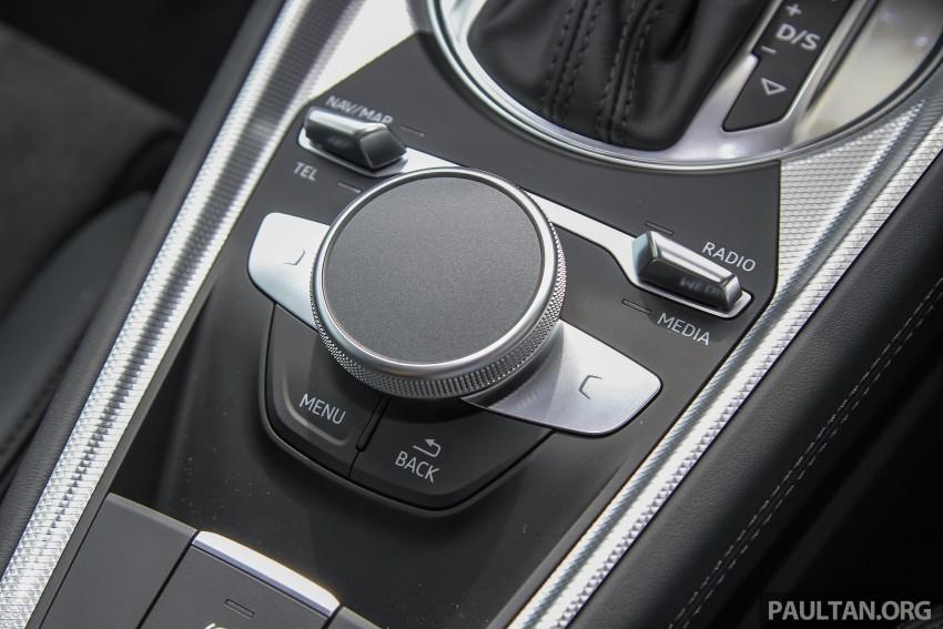 GALLERY: 2016 Audi TT 2.0 TFSI – a closer look Image #337357