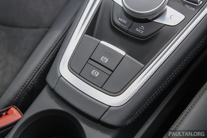 GALLERY: 2016 Audi TT 2.0 TFSI – a closer look Image #337359
