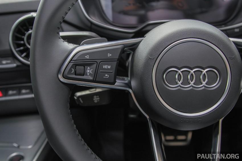 GALLERY: 2016 Audi TT 2.0 TFSI – a closer look Image #337365