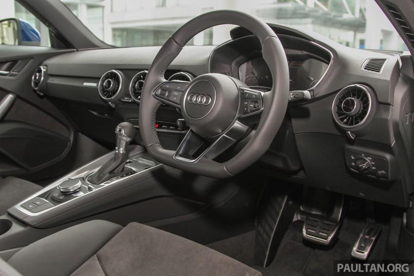 GALLERY: 2016 Audi TT 2.0 TFSI – a closer look Image #337375