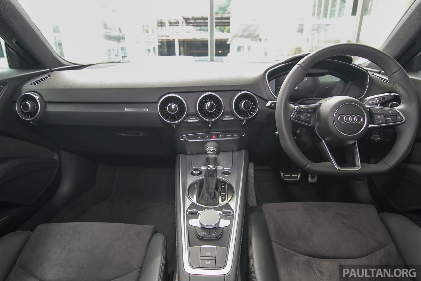 GALLERY: 2016 Audi TT 2.0 TFSI – a closer look Image #337382