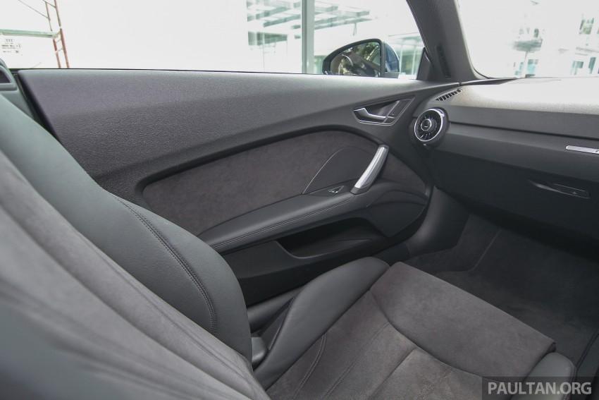 GALLERY: 2016 Audi TT 2.0 TFSI – a closer look Image #337384
