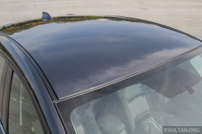 GALLERY: 2015 Mazda 3 CKD – Sedan vs Hatchback Image #337689