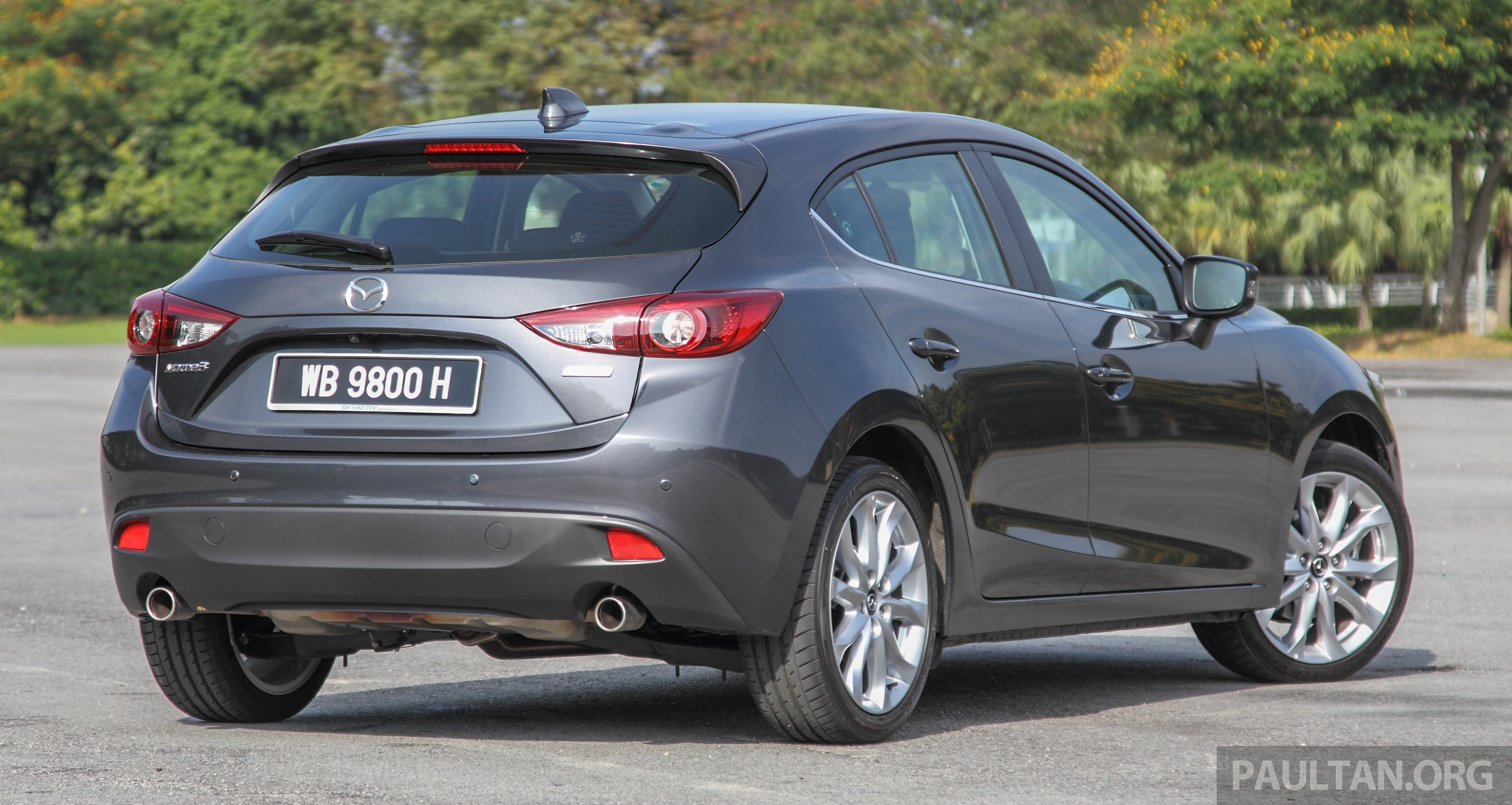 2015 mazda 3 sedan vs hatchback autos post. Black Bedroom Furniture Sets. Home Design Ideas