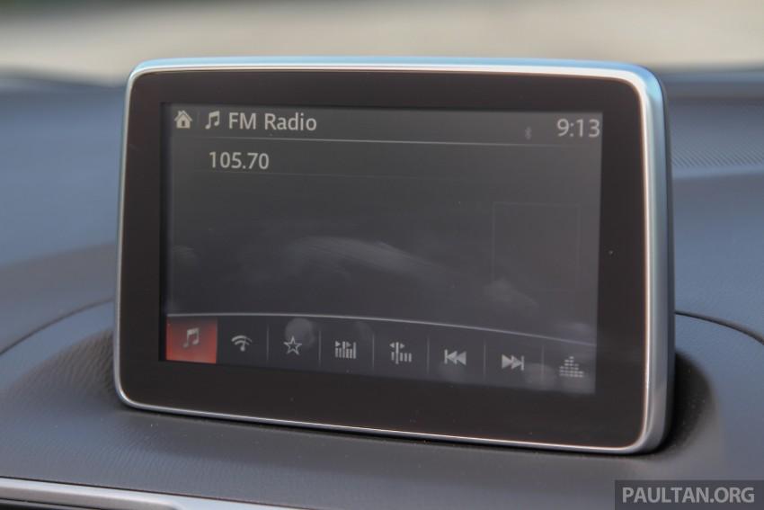 GALLERY: 2015 Mazda 3 CKD – Sedan vs Hatchback Image #337711