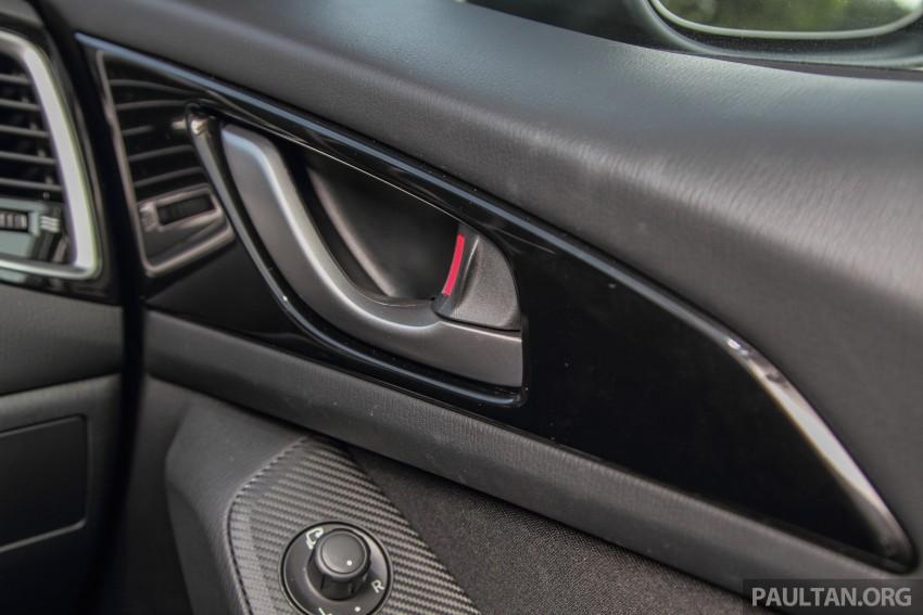 GALLERY: 2015 Mazda 3 CKD – Sedan vs Hatchback Image #337719