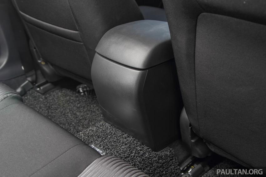 GALLERY: 2015 Mazda 3 CKD – Sedan vs Hatchback Image #337729