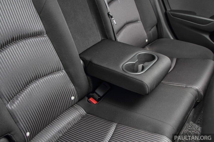 GALLERY: 2015 Mazda 3 CKD – Sedan vs Hatchback Image #337730