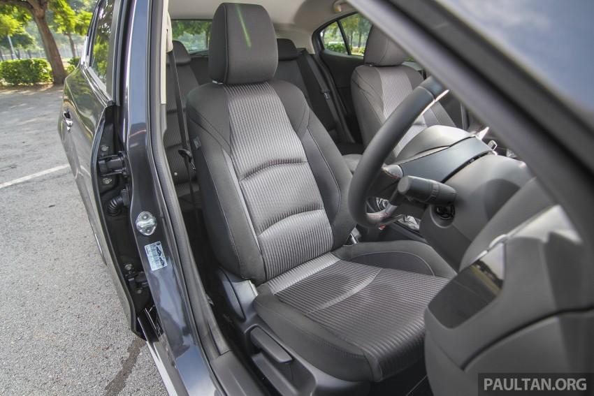 GALLERY: 2015 Mazda 3 CKD – Sedan vs Hatchback Image #337734