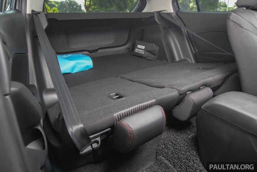 GALLERY: 2015 Mazda 3 CKD – Sedan vs Hatchback Image #337737