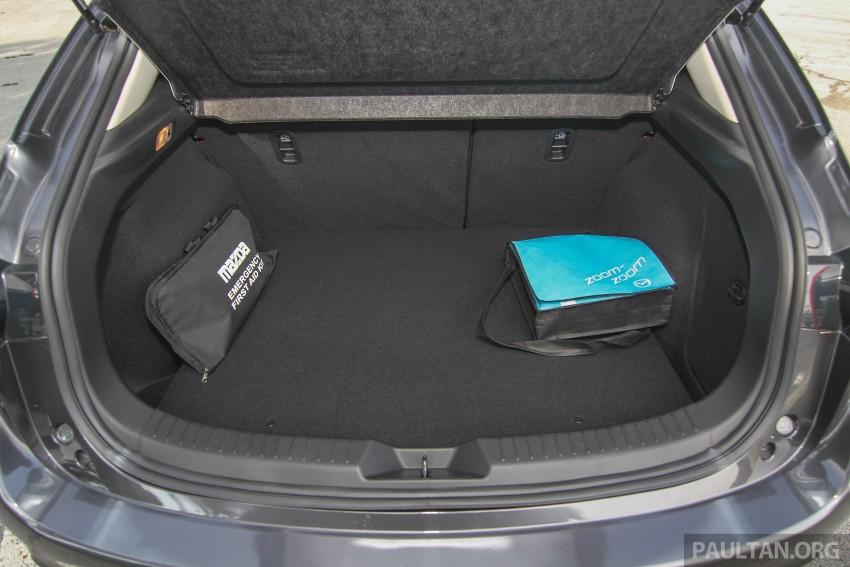 GALLERY: 2015 Mazda 3 CKD – Sedan vs Hatchback Image #337739