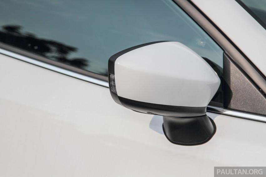 GALLERY: 2015 Mazda 3 CKD – Sedan vs Hatchback Image #337758