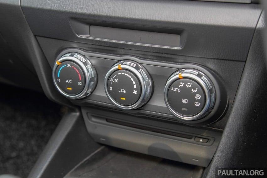 GALLERY: 2015 Mazda 3 CKD – Sedan vs Hatchback Image #337776