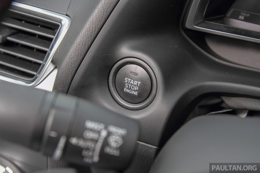GALLERY: 2015 Mazda 3 CKD – Sedan vs Hatchback Image #337777