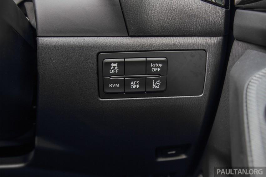 GALLERY: 2015 Mazda 3 CKD – Sedan vs Hatchback Image #337785