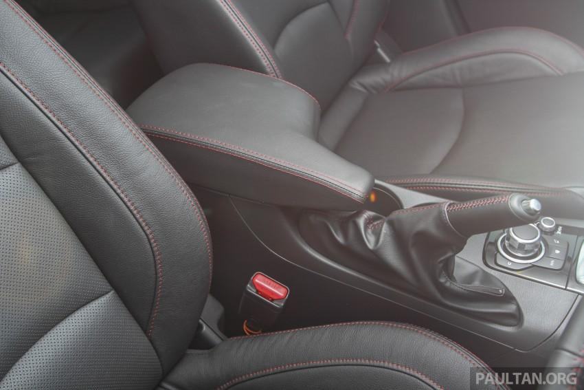 GALLERY: 2015 Mazda 3 CKD – Sedan vs Hatchback Image #337790