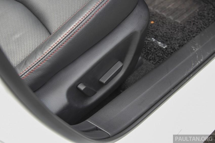 GALLERY: 2015 Mazda 3 CKD – Sedan vs Hatchback Image #337792