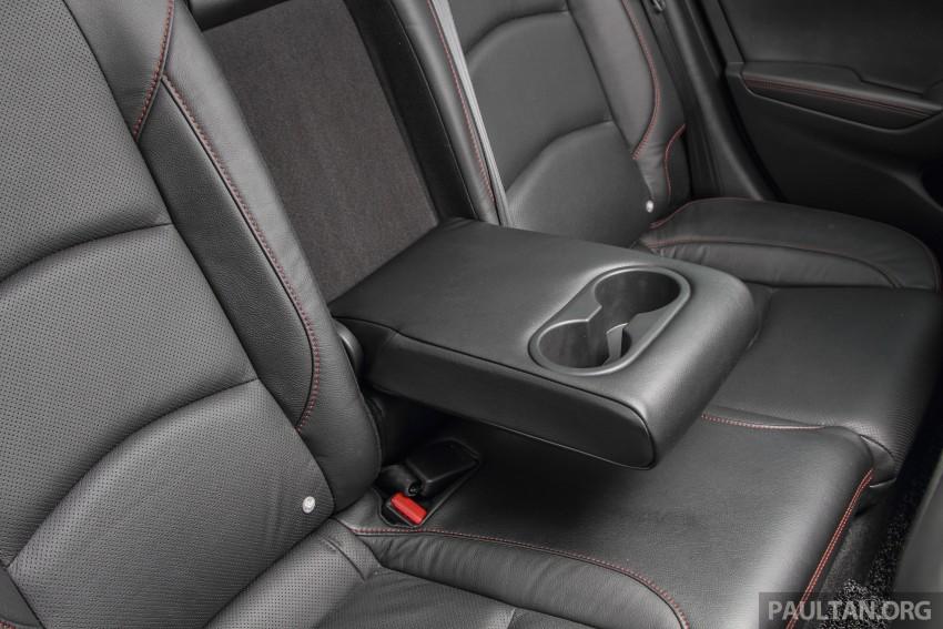 GALLERY: 2015 Mazda 3 CKD – Sedan vs Hatchback Image #337796