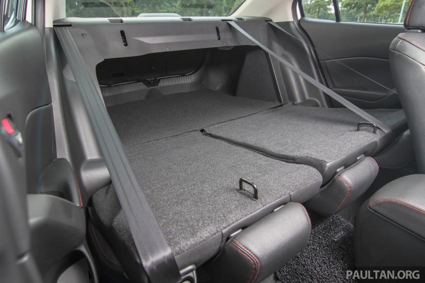 GALLERY: 2015 Mazda 3 CKD – Sedan vs Hatchback Image #337804