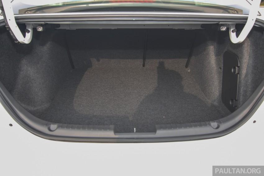 GALLERY: 2015 Mazda 3 CKD – Sedan vs Hatchback Image #337806
