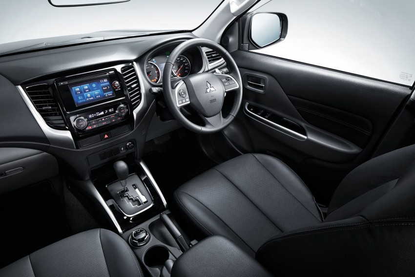 2015 Mitsubishi Triton launched in Malaysia – fr RM67k Image #343601