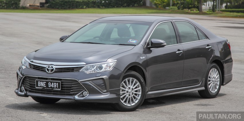 GALLERY: 2015 Toyota Camry – 2.0G or 2.5 Hybrid? Image #337932