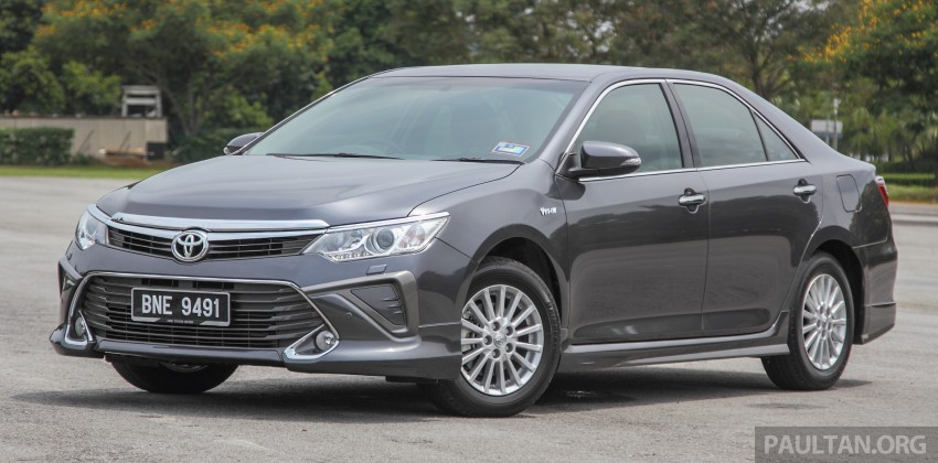 GALLERY: 2015 Toyota Camry – 2.0G or 2.5 Hybrid? Image #337933