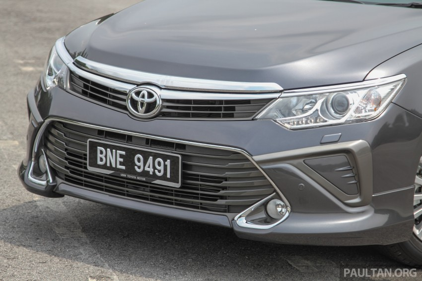 GALLERY: 2015 Toyota Camry – 2.0G or 2.5 Hybrid? Image #337934