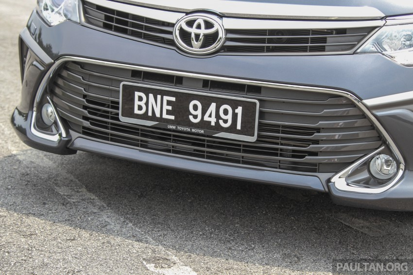 GALLERY: 2015 Toyota Camry – 2.0G or 2.5 Hybrid? Image #337937