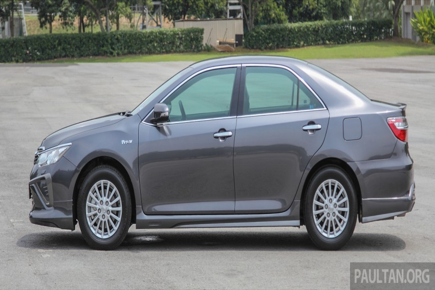 GALLERY: 2015 Toyota Camry – 2.0G or 2.5 Hybrid? Image #337942