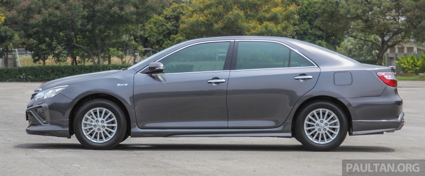 GALLERY: 2015 Toyota Camry – 2.0G or 2.5 Hybrid? Image #337943