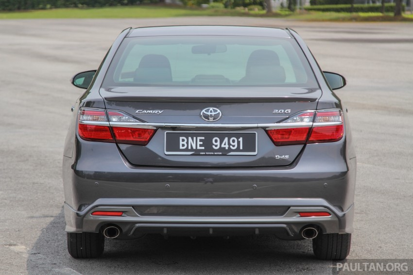 GALLERY: 2015 Toyota Camry – 2.0G or 2.5 Hybrid? Image #337950
