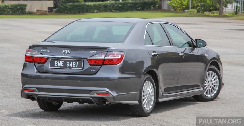 GALLERY: 2015 Toyota Camry – 2.0G or 2.5 Hybrid? Image #337952