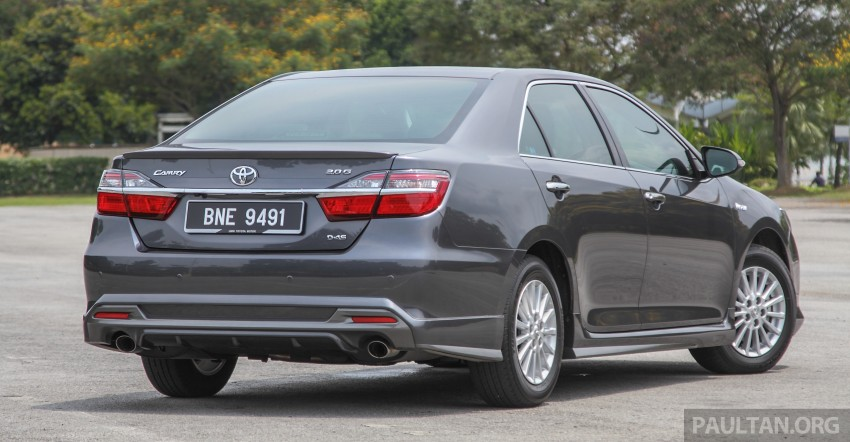 GALLERY: 2015 Toyota Camry – 2.0G or 2.5 Hybrid? Image #337953