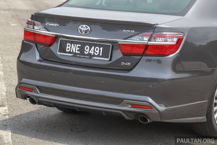 GALLERY: 2015 Toyota Camry – 2.0G or 2.5 Hybrid? Image #337954