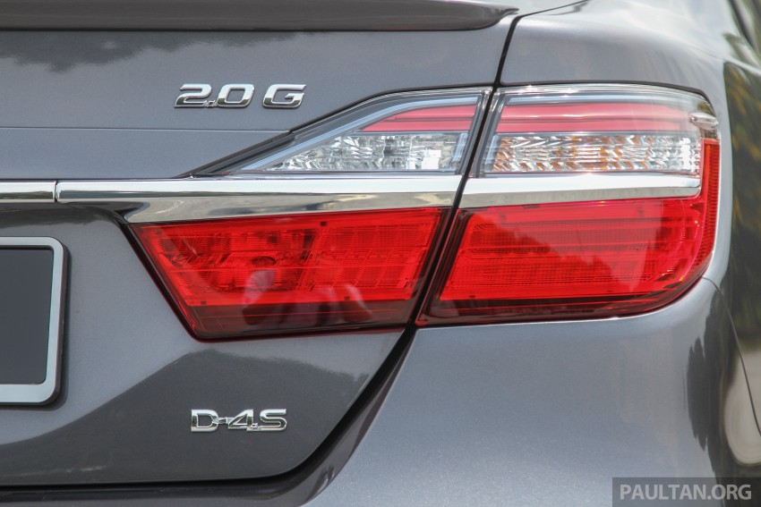 GALLERY: 2015 Toyota Camry – 2.0G or 2.5 Hybrid? Image #337955