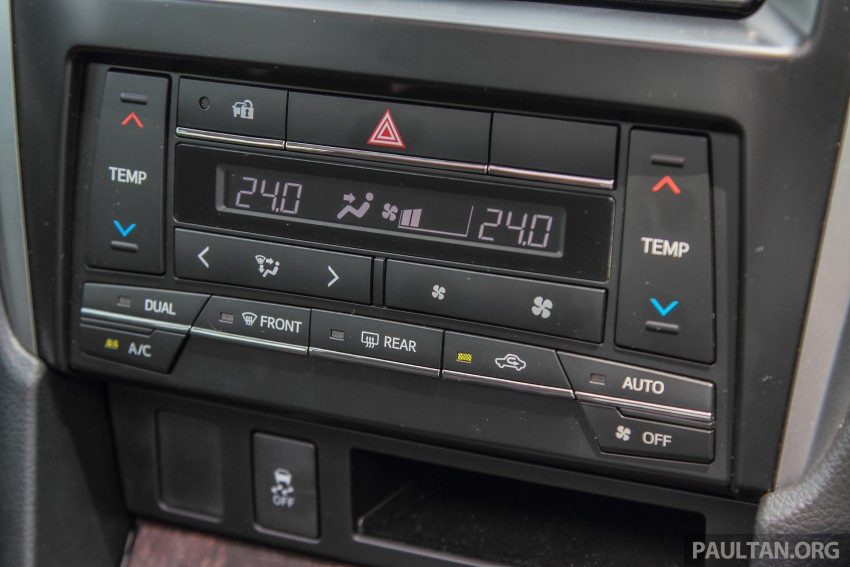 GALLERY: 2015 Toyota Camry – 2.0G or 2.5 Hybrid? Image #337964
