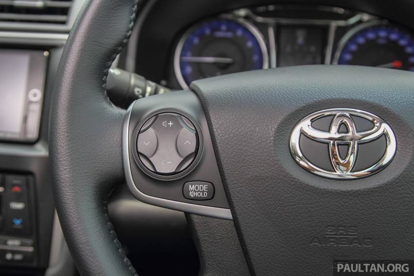 GALLERY: 2015 Toyota Camry – 2.0G or 2.5 Hybrid? Image #337969