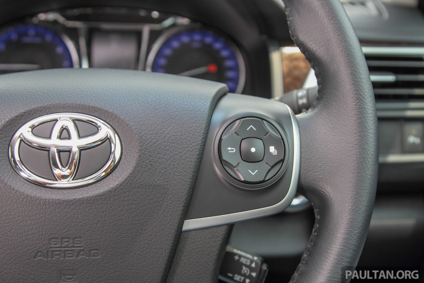 GALLERY: 2015 Toyota Camry – 2.0G or 2.5 Hybrid? Image #337970