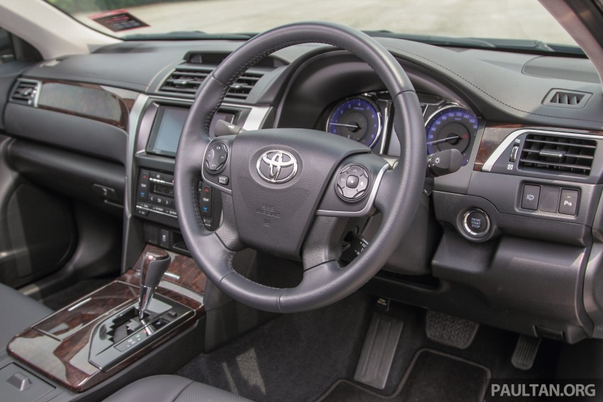GALLERY: 2015 Toyota Camry – 2.0G or 2.5 Hybrid? Image #337973