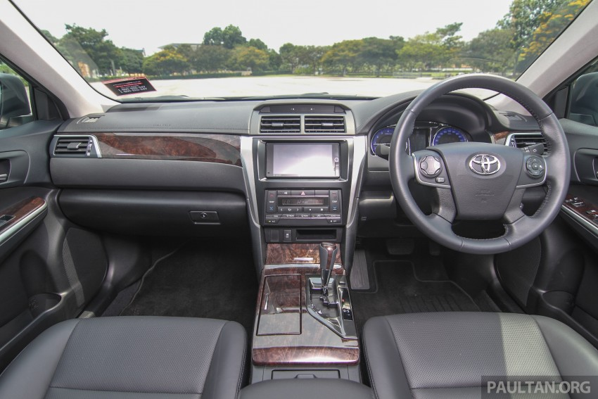 GALLERY: 2015 Toyota Camry – 2.0G or 2.5 Hybrid? Image #337984