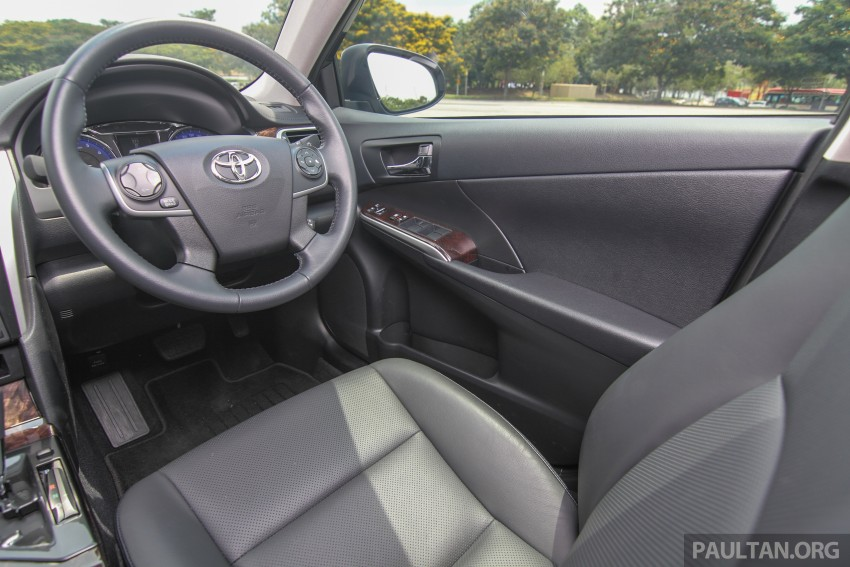 GALLERY: 2015 Toyota Camry – 2.0G or 2.5 Hybrid? Image #337986