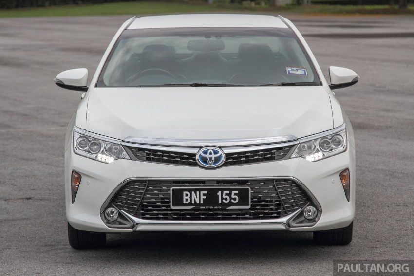 GALLERY: 2015 Toyota Camry – 2.0G or 2.5 Hybrid? Image #337869