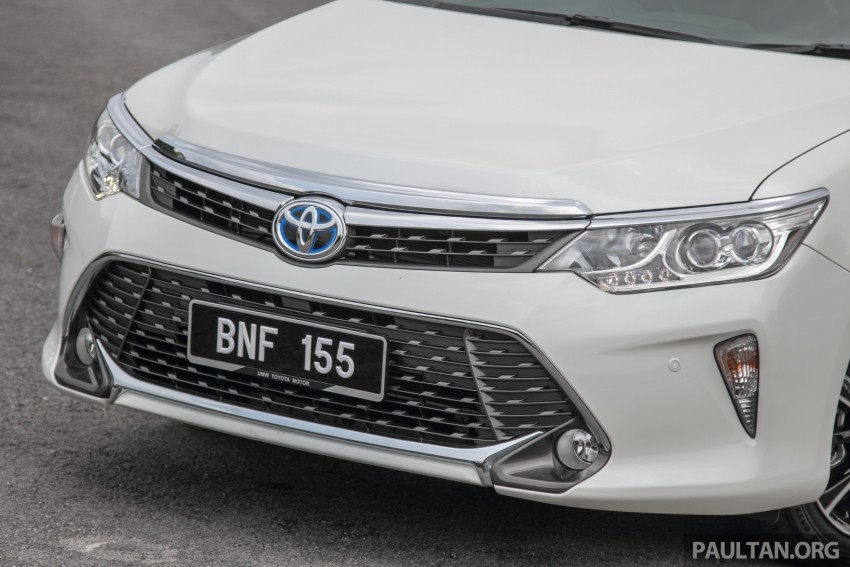 GALLERY: 2015 Toyota Camry – 2.0G or 2.5 Hybrid? Image #337873