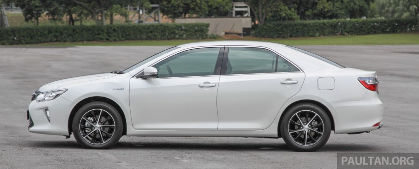 GALLERY: 2015 Toyota Camry – 2.0G or 2.5 Hybrid? Image #337880