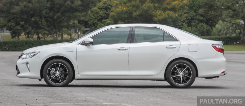 GALLERY: 2015 Toyota Camry – 2.0G or 2.5 Hybrid? Image #337881